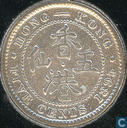 Hong Kong 5 cent 1895