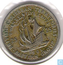 British Caribbean Territories 25 cents 1961
