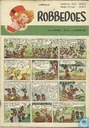 Comic Books - Robbedoes (magazine) - Robbedoes 512