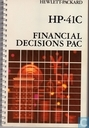 HP 41c Financial Decisions Pac
