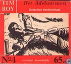 Comic Books - Tim Roy - Het adelaarsnest