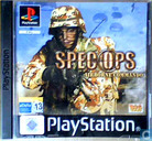 Video games - Sony Playstation - Spec Ops: Airborne Commando
