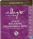 Relaxing Chamomile Mint