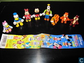 Disney Characters Capsule World