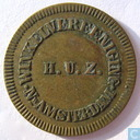 Winkelvereeniging H.U.Z. 5 cent