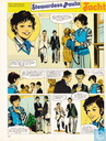 Strips - Stewardess Paula - 1976 nummer  18