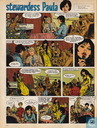 Strips - Stewardess Paula - 1977 nummer  4