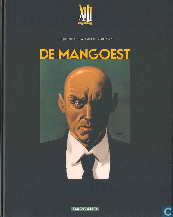 XIII Mystery - De Mangoest - Luxe uitgave