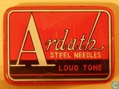 Ardath steel needles loud tone