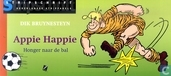 Comic Books - Appie Happie - Honger naar de bal