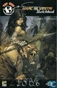 Marc Silvestri Sketchbook