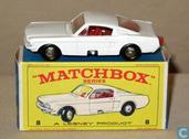 Model cars - Lesney /Matchbox - Ford Mustang Fastback