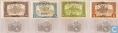 1919 Overprint on hungarian stamps of  1917 (I)