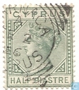 Postage Stamps - Cyprus [CYP] - Queen Victoria