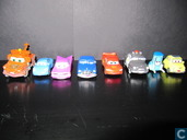 Set figuren uit Cars