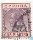 Timbres-poste - Chypre [CYP] - Le Roi George V