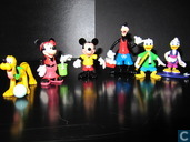 Mickey & Friends Figure Playset