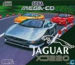 Video games - Sega Mega-CD - Jaguar XJ 220