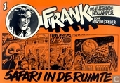 Comics - Frank de vliegende Hollander - Safari in de ruimte