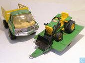 Pickup & tractor-trailer
