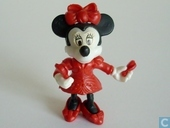 Minnie Mouse met castagnetten