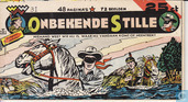 Comic Books - Jonge Havik - De Onbekende Stille 31