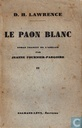 Le Paon Blanc tome 1