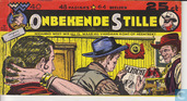 Comic Books - Jonge Havik - De Onbekende Stille 40
