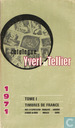 Catalogue Yvert et Tellier