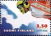 Postage Stamps - Finland - 350 multicolor
