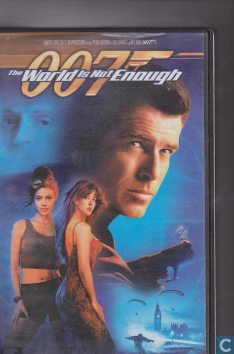 The World is not Enough - VHS video tape - Catawiki The World Is Not Enough Dvd
