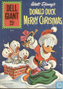 Donald Duck Merry Christmas