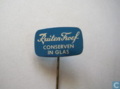 Ruiten Troef conserven in glas [blue]