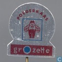 Poederkaas Grozette [red-blue]