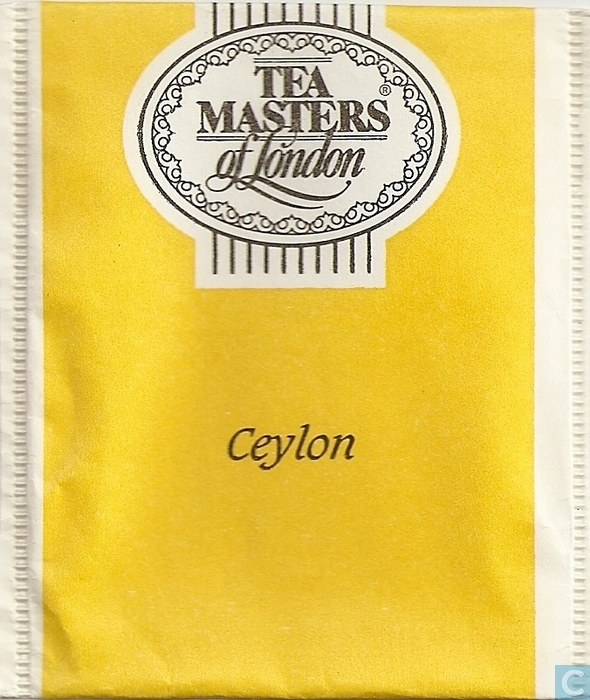 ceylon tea masters of london catawiki