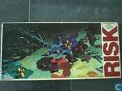 Risk Parker Brothers World Conquest Game