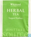 Tea bags and Tea labels - Whittard of Chelsea - Herbal Tea