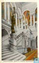 Grand Staircase. Library Congress