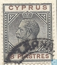 Postage Stamps - Cyprus [CYP] - King George V