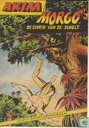 Comic Books - Akim - Morgo, de schrik van de jungle