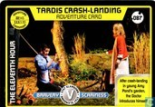 Tardis Crash-landing