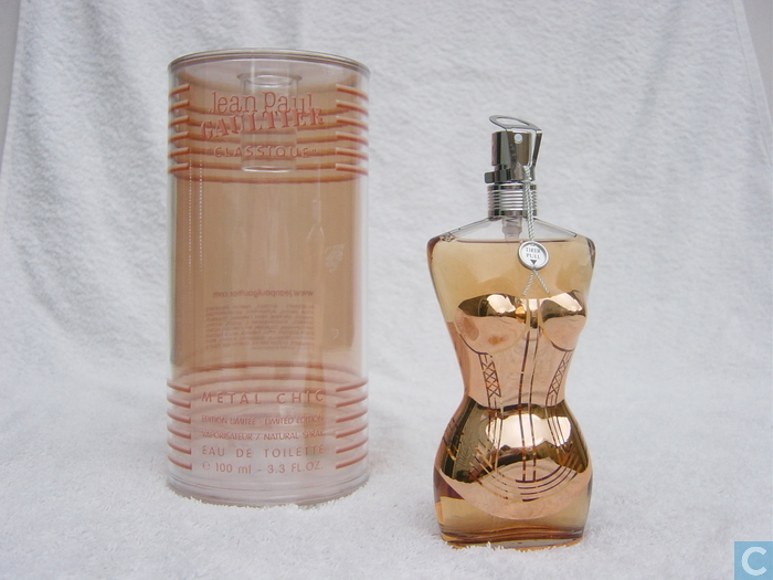 Can Edt Chic Corset GaultierJean Classique Paul Metal 100ml qSMpzVGUL