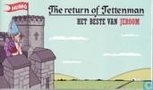 Bandes dessinées - Return of Tettenman, The - The return of Tettenman