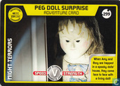 Peg Doll Surprise