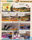 Strips - Isabel [Will] - 1986 nummer  16