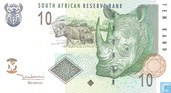 South Africa 10 Rand