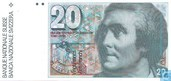 Switzerland 20 Francs
