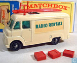 "Commer TV Service Van ""Radio Rentals"""