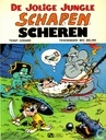 Strips - Jolige jungle, De - Schapen scheren