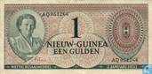 Ned. New Guinea 1 Guilder